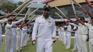Sri Lankan great Kumar Sangakkara will become the president of the MCC in England.