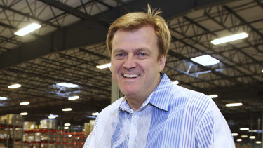 Overstock CEO Patrick Byrne said he was motivated to come forward in recent weeks because he believed that top law enforcement officials had not handled the investigation into Butina properly.