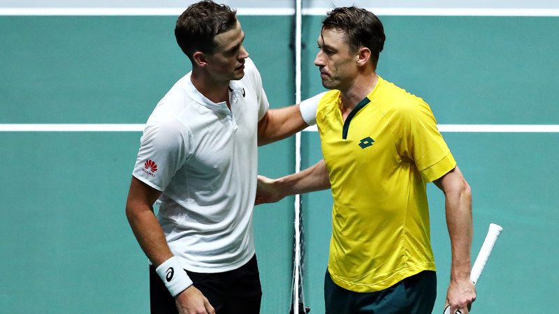 Millman left devastated after Canada loss, as de Minaur shines