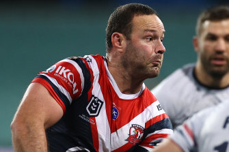 Boyd Cordner has been rested a third straight week.