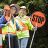 Two Pams: Melbourne's longest serving lollipop ladies share more than a name
