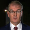 Michael Daley blames TV stumbles on 'pressure of debate'