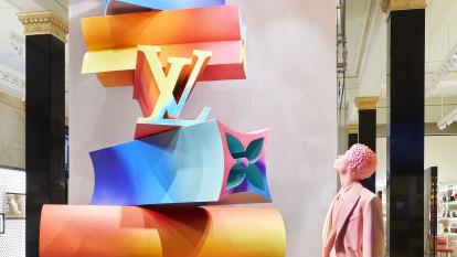 Major luxury brands have Australians locked in their sights