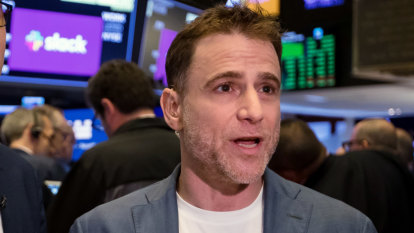 Instant billionaire: Slack's Wall Street gamble pays off for CEO
