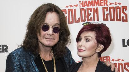 Rocker Ozzy Osbourne reveals Parkinson's diagnosis