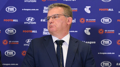 Red-faced FFA forced into damage control after Nikou's pro-rel comment