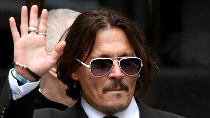 Ex-wife or friend defecated in their bed in 'fitting end' to marriage, Depp tells court