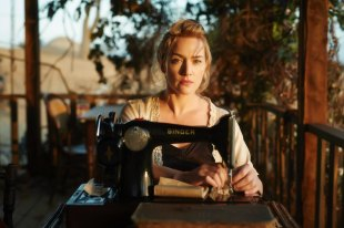 One of two films in the adjusted top 25 directed by a woman: Kate Winslet in The Dressmaker.