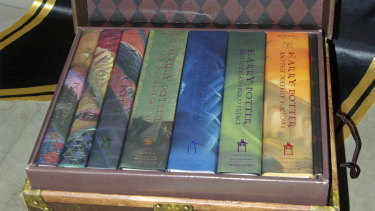 The Harry Potter series is among the most contested books.