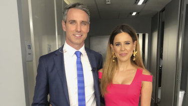 Newsreaders Michael Genovese and Jerrie Demasi have been given new roles at Nine in Perth.