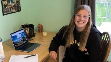 Third-year student from the University of Michigan, Michelle Olivia Nee, has been working with Black Duck Foods to create content and structure for their official website.