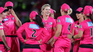 The WBBL, which kicks off next Sunday, will be played entirely in Sydney this season.