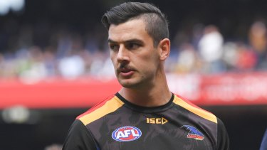 Adelaide captain Taylor Walker.