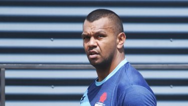 Kurtley Beale has signed a deal with French club Racing 92.