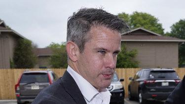 Representative Adam Kinzinger.