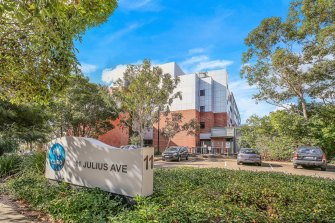 The long-time North Ryde, Sydney home of the CSIRO is poised to hit the market.