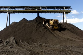 Whitehaven says coal's price rally isn't disappearing any time soon.
