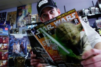 More people marked themselves as Jedi than as atheists in the 2011 census.