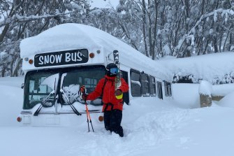 The ski season in Victoria has been severely disrupted by lockdowns in a major blow to tourism operators.