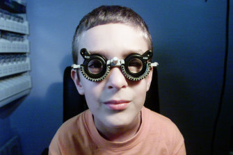 researchers across the world have charted a rise in myopia, or shortsightedness, in children