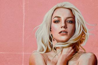 Artwork for the Netflix documentary Britney vs Spears.