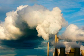 AGL's power plants account for an estimated 8 per cent of Australia's greenhouse gas emissions.
