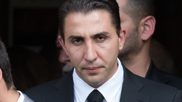 Underworld boss Rocco Arico to spend less time in jail