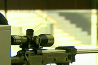 A sniper involved in the Lindt cafe siege is suing the NSW Government over trauma from the situation.