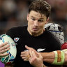 All Blacks maul Canada in nine-try World Cup romp