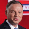 Poland's far-right President Duda loses ground in elections