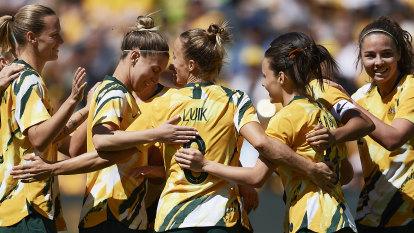 Australia-NZ joint Women's World Cup bid 'makes sense': Nikou