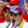 Venezuela says Russian planes land for military cooperation