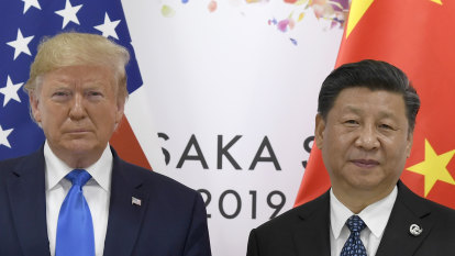 Why Trump will laugh off China's trade win