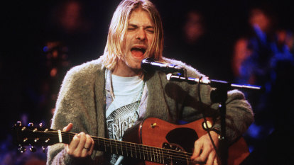 Australian makes Kurt Cobain guitar the world's most expensive, with $9m purchase