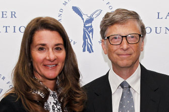 Melinda and Bill Gates announced last week they are divorcing after 27 years of marriage.