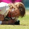 Pucovski injures shoulder, in doubt for Brisbane Test