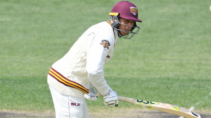 Khawaja finds form but NSW have Bulls on the ropes in Shield