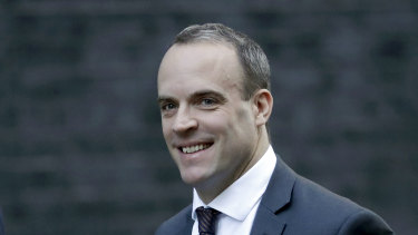 "Dominic Raab: The ""sensible Boris""."
