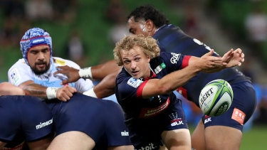 Joe Powell was unlucky to not make the Wallabies squad.