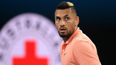 Kyrgios' clash with Nadal is the hottest ticket in town.