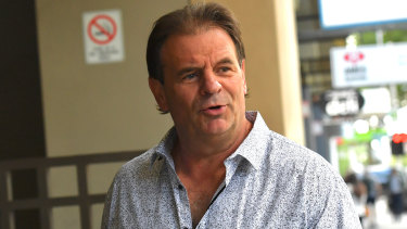 "Union boss John Setka has said his comments were taken ""out of context""."