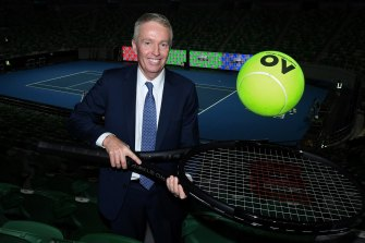 Craig Tiley says the increase in prizemoney for 2020 aimed to reward players competing early in the tournament.