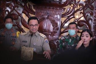 Coronavirus Anies Baswedan The Cuomo Of Jakarta Says City Had Covid 19 Cases In January