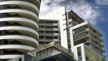 Docklands in Melbourne