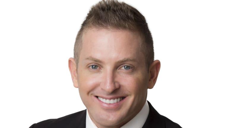 John Caldwell is suing broadcaster ARN.