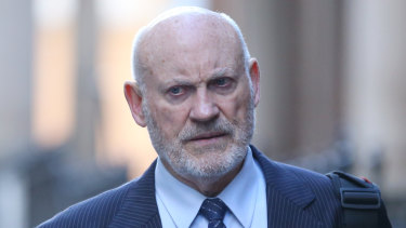 Ian Macdonlad has had his conviction thrown out.
