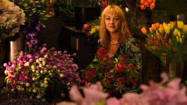 Kelly Thomas, the owner of the Floral Decorator in Erskineville, said the market at the local school could hurt small businesses.