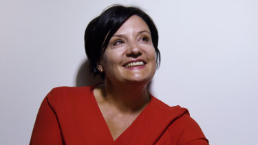 Contender for the Labor leadership? Too soon to rule out Jodi McKay.