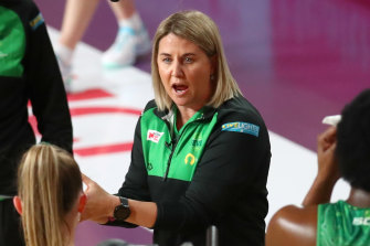 Marinkovich, who will coach her first game with the Diamonds on Tuesday, has opted not to select a captain ahead of the four-match Test series against New Zealand.