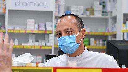 On coronavirus frontline, pharmacists face assault, abuse and threats